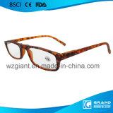 Protective Eyeglasses High Nose Bridge Fake Design Tr90 Reading Glasses