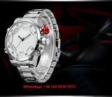 Special Designing Quartz Men′s Watch with Stainless Steel Strap Fs634