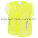 Cheap Simple 2.5cm Tape 50g Mesh Safety Vest Reflective Clothes
