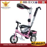 High Quality with Handle Bar Children Tricycle/Baby Stroller