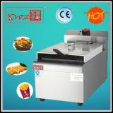 Df-903 12L One Tank Electric Fryer for Wholesale