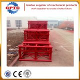 Building Motor Lifting Electric Hoist Mast Section