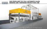 Glass Bending Tempering Aquarium Making Machine (SKBT-2414)