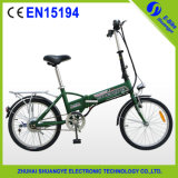 Best Seller Folding Motorized Bicycle 36V10ah for Sale