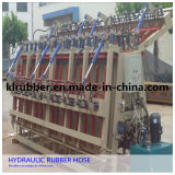 Steel Wire Braided Rubber Hydraulic Hose for Hydraulic Machine