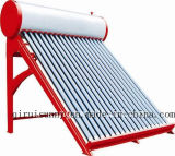 CE Certificated Non-Pressure Vacuum Tube Solar Water Heater
