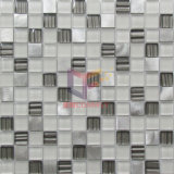 Crystal Mix Aluminium Modern Design Wall Decoration Mosaic (CFA87)