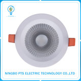 15W 1350lm High Lumen Lighting Fixture Recessed Waterproof LED Downlight IP67