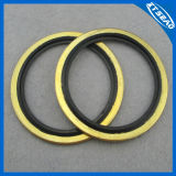 Different Sizes Metal Bonded to Rubber Gasket