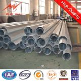 2016 Treated Steel Gate Pole for Philippines 35FT
