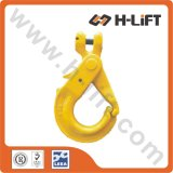 G80 Clevis Self Locking Hook with Grip Latch Ncs Type