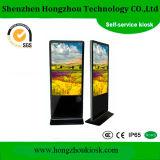 46 Inch Digital Signage 3G Advertising Self Service Kiosk