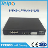 Hot Sale Products Tos/Dscp 8 Port FXS VoIP Pri to SIP Converter