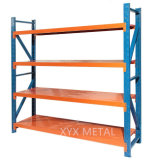2X0.6X2m Loading 600kg Wholesale Medium Duty Shelf Warehouse Storage Rack
