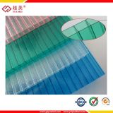 Polycarbonate Greenhouse Roofing Plastic Building Material PC Hollow Sheet