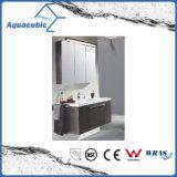 Bathroom Vanity in Chocolate with Ceramic Basin in White (ACF8936)