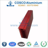 Aluminium/Aluminium Heat Sink with ISO9001: 2008 Certificated