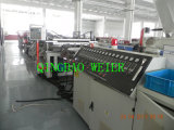 WPC Construction Template Extrusion Machine