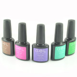 Nail Art UV Gel Polish Color UV Gel Shellac Soak off Gel Polish Color Polish (UV-001)