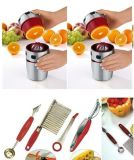 PRO V Juicer, Multi-Function Juice Maker, Fruit Chopper (TV268)