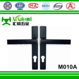 Aluminum Sliding Window and Door Lock Double Handle with Key (M010A)