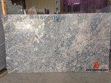 Chinese Juparrana Sand Wave Granite Slab for Flooring Tiles