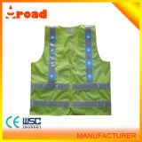 Durable Reflective Traffic Safety Vest Equipments for Short Delivery Time
