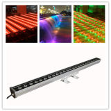 DMX 24pieces 10W LED Wall Washer Effect Flood Stage Lighting