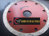 Continuous Rim Blade for Cutting