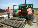 Interlocking Paving Stone Machine, Concrete Block Machine (QT5-20)