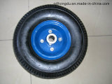 Full Range, Low Price Rubber Tyre Pneumatic Wheel 3.50-5