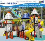 Rocket Feature School Playsets Kids Playground Sets Hf-14202