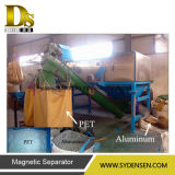 Automatic Recycling Line for Pet Bottle Flakes Containing