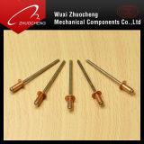 A2, A4 Stainless Steel Open End Blind Rivets