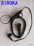Noodle Cable Military Earbuds Earphone for Kenwood Tk-3100