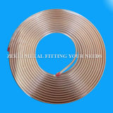 10mm Medical Gas Copper Tube in Pancake Coil Form