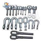 Forged Carbon Steel Galvanized Overhead Line Hardware