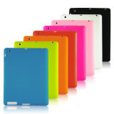 Silicone Case for iPad 2/3/Mini (HC-006)