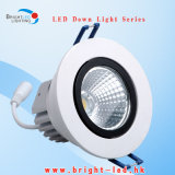 Building Use Light with White Rim LED Downlight