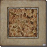 High Quality Cheap Price Abstract Tree Leaf Paintings (LH-500925)