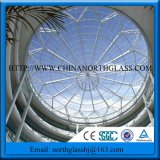 Toughened Skylight Glass Building Heat Soaked Tempered Glass for Skylight