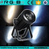 Stage Light PAR 20 9LEDs*3W Cool White + Warm White LED PAR Light