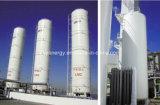 20m3 Low Pressure Industrial Cryogenic Liquid Oxygen Nitrogen Lar Tank