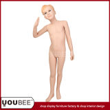 Hot Sale Children Boy Fiberglass Mannequin for Window Display