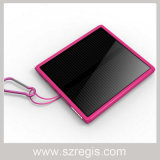 New Products Ultra-Thin Solar Mobile Power Supply 20000mA Power Bank