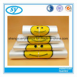 High Quality Plastic PE T Shirt Shopping Bags with Factory Price