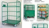Strong and Durable Metal Logistics Trolley