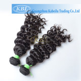 Remy Brazilian Deep Curly Ombre Hair Weave for African Americans