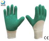 Knit Wrist, Latex 3/4 Crinkle Coated Work Glove