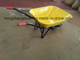 Wb6400 Have Yellow Tray Good Price with Air Wheel